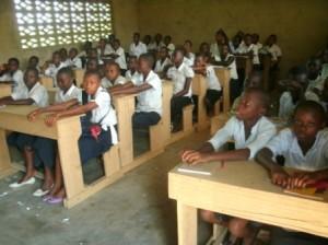 Middelbaar onderwijs West-Kasaï
