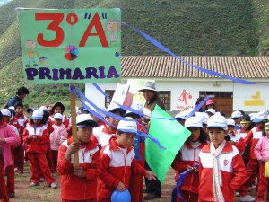 Integrale vorming Andahuaylillas